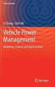 Vehicle Power Management