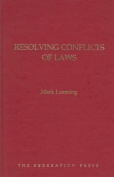 Resolving Conflicts of Laws