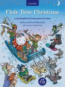 Flute Time Christmas + CD