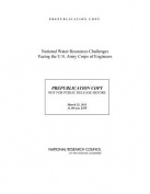 National Water Resources Challenges Facing the U.S. Army Corps of Engineers