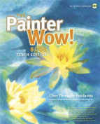 The Painter Wow! Book [With CDROM]