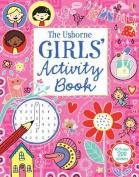 Girl's Activity Book