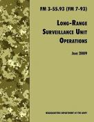Long Range Unit Surveillance Operations FM 3-55.93