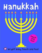 Hanukkah (Bright Baby Touch and Feel) [Board book]