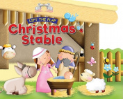 Christmas Stable Lift the Flap [Board book]