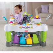 Fisher-Price Little Superstar Step 'n Play Piano Entertainer