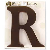 Trend-Lab 20318 Brown Wood Letter R