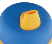 Foogo Bs500Bl003 Leak Proof Sippy Cup With Handles - Blue