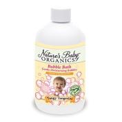 Nature's Baby Organics Bubble Bath, Tangy Tangerine, 350ml