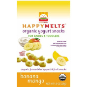 Happy Baby Food Happy Yoghurt Melts Banana Mango