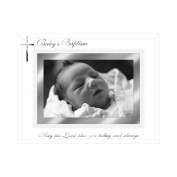 Glass Baptism Frame - 4X6