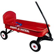 Radio Flyer Ranger Waggon with Seat