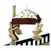 Kids Line Bunny Meadow Mobile