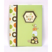 Carter's Bound Keepsake Memory Book of Baby's First 5 Years