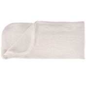 American Baby Company Organic Cotton Thermal Blanket, Natural