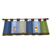 Disney Winnie The Pooh Up and Away Window Valance