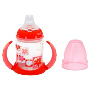 NUK Learner Cup BPA Free Silicone Spout, Colours May Vary