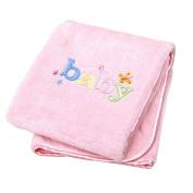 Carter's Sweet Baby Blanket - Pink
