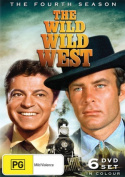 The Wild Wild West: Season 4 [Region 4]