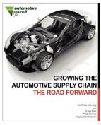 Growing the Automotive Supply Chain