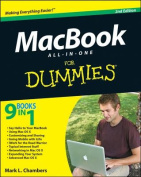 Macbook All-In-One for Dummies, 2nd Edition