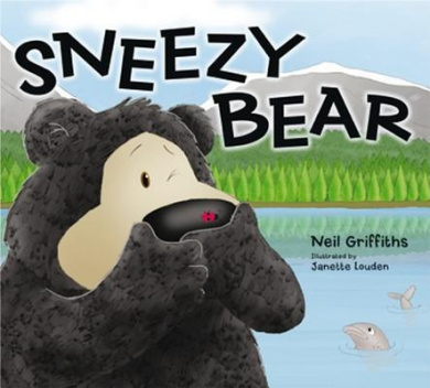 Sneezy Bear: A Cute and Cuddly Story for All Bear Lovers. a Special Limit