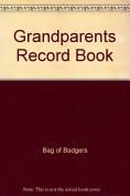 Grandparents Record Book