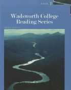 Wadsworth College Reading Series, Book 1