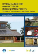 Lessons Learned from Community-Based Microgeneration Projects