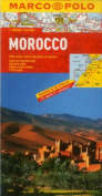 Morocco Map (Marco Polo Maps)