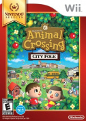 Animal Crossing City Folk(nintendo Selects)(Street