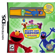 Warner Home Video 1000181449 Sesame Street-Ready Set - Grover Nintendo DS