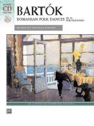 Bartok: Romanian Folk Dances, Sz. 56 for the Piano (Alfred Masterwork Edition