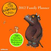 2012 Gruffalo Family Planner Grid Calendar