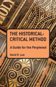Historical Critical Method