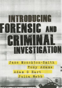 Introducing Forensic and Criminal Investigation