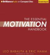 The Essential Motivation Handbook [Audio]