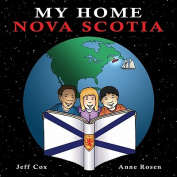 My Home Nova Scotia (My Home) [Board book]