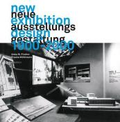 New Exhibition Design 1900-2000