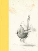 Shaun Tan Journal - Bee Eater