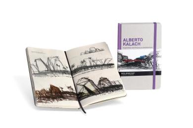 Moleskine Inspiration and Process in Architecture - Zaha Hadid