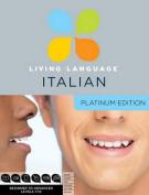 Living Language Italian, Platinum Edition
