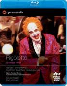 Verdi Rigoletto - Opera Australia [Regions 1,2,3] [Blu-ray]