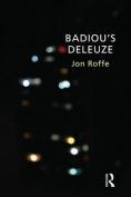 Badiou's Deleuze