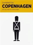 Copenhagen Crumpled City Map