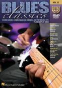 Blues Classics Guitar Play-along [Region 2]