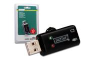 Digitus USB 2.0 Audio Adapter