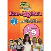 Standard Deviants - Pre-Algebra Module 3 [Region 1]