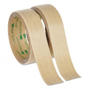 Scotch RFD7090 Hook and Loop Fastener Tape 2 in. x 3 in. two sets White
