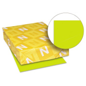 Wausau Papers 22583 Astrobrights Coloured Paper, 11kg, 11 x 17, Terra Green, 500 Sheets-Ream